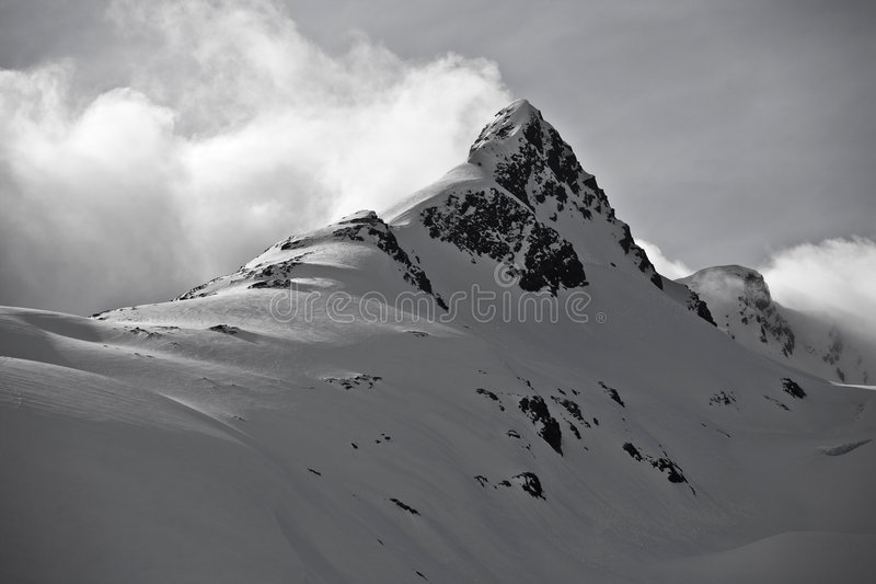 阿拉斯加 免版税图库摄影