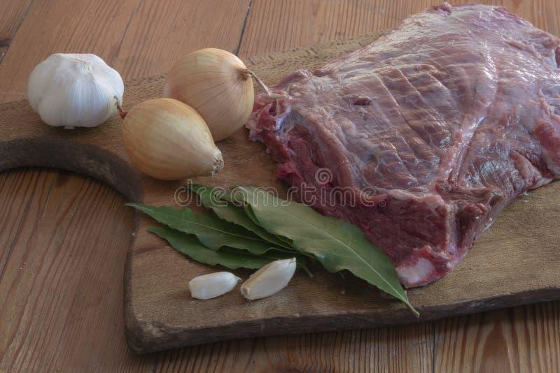 阿根廷肉 免版税库存图片