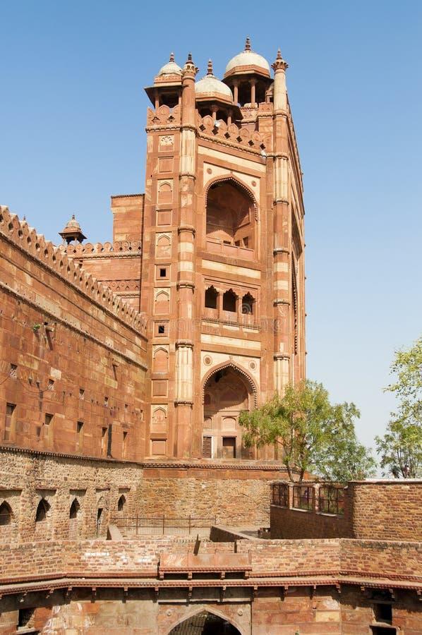 阿格拉堡垒印度 库存图片