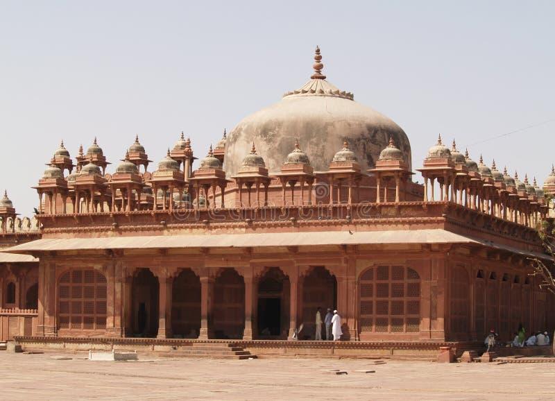阿格拉fatehpur印度sikri 免版税库存图片