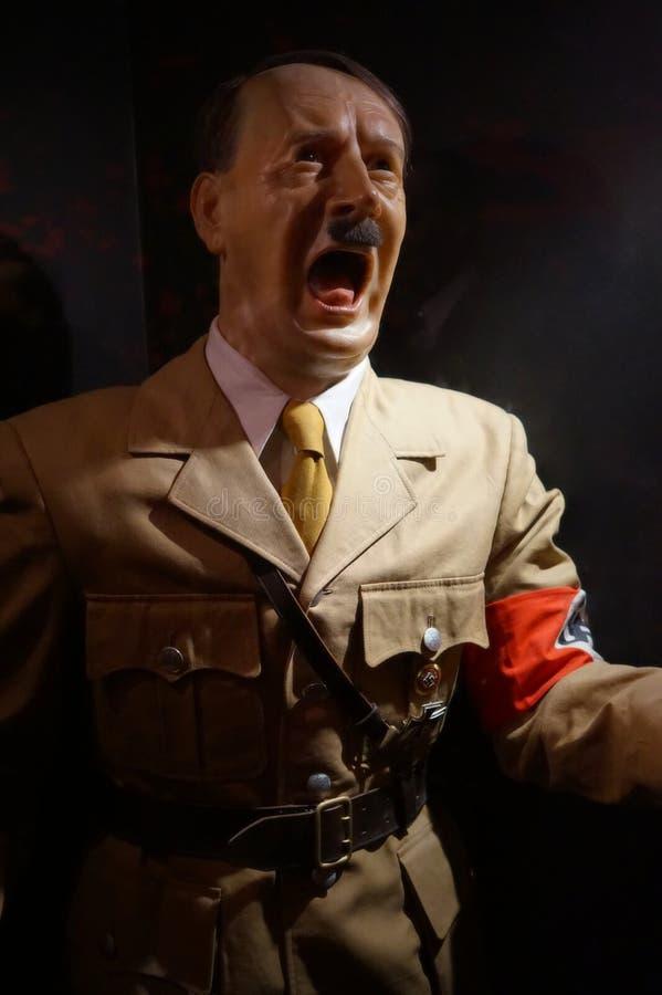 阿道夫・希特勒 免版税库存照片