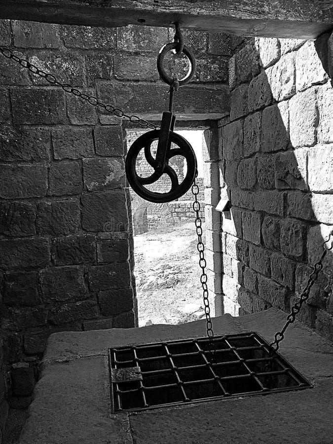洛阿雷城堡 图库摄影