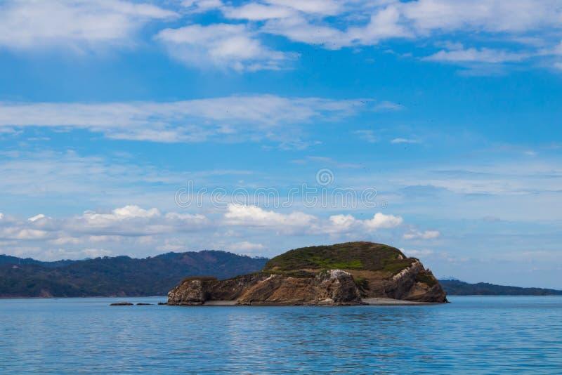 阿韦斯岛哥斯达黎加 免版税库存照片