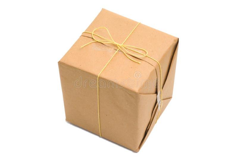 附加被包裹的包装纸组合证券 库存照片