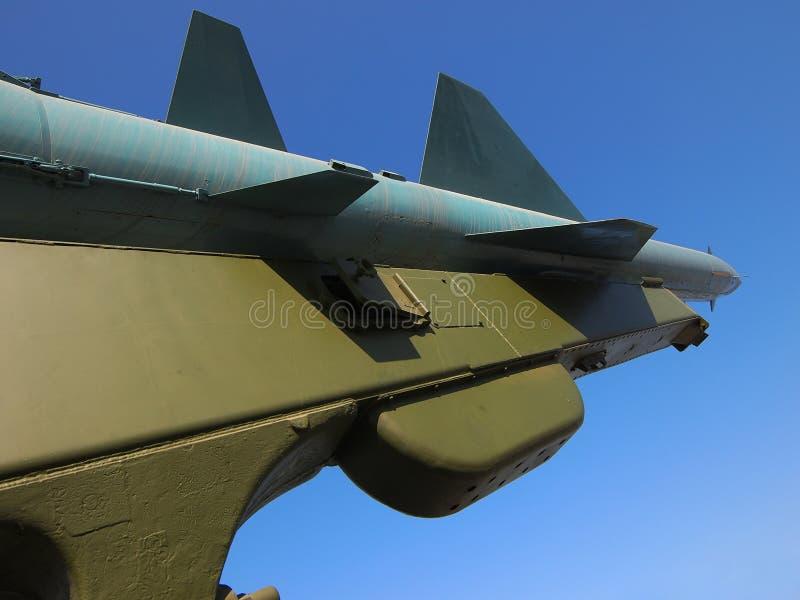 陆军中国人导弹 免版税库存照片