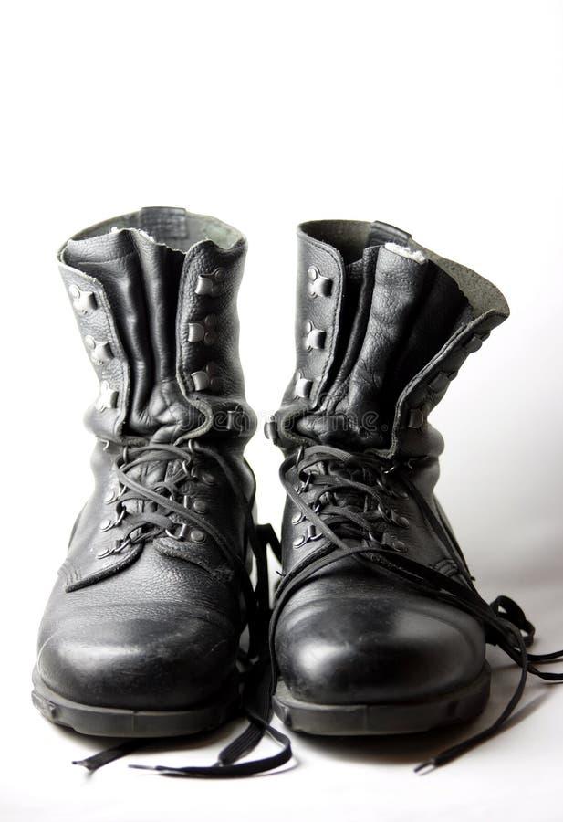 陆军启动 免版税库存图片