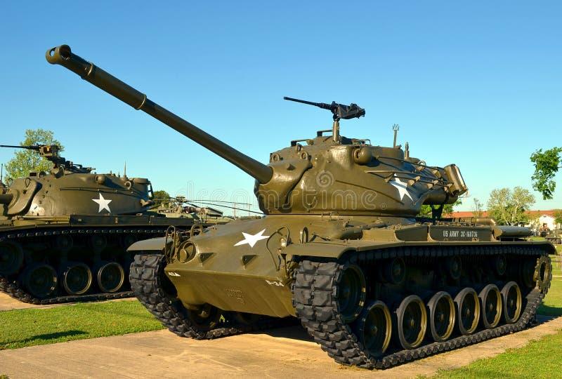 陆军坦克驱逐舰M18悍妇 库存图片