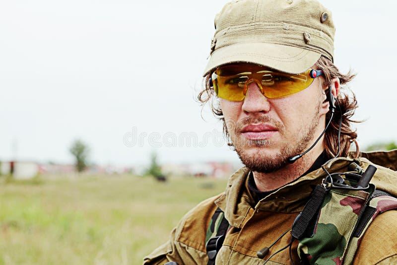 陆军强制 免版税库存图片