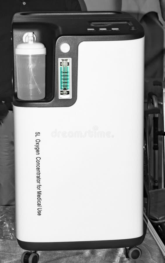 医院的氧气集中器 库存图片