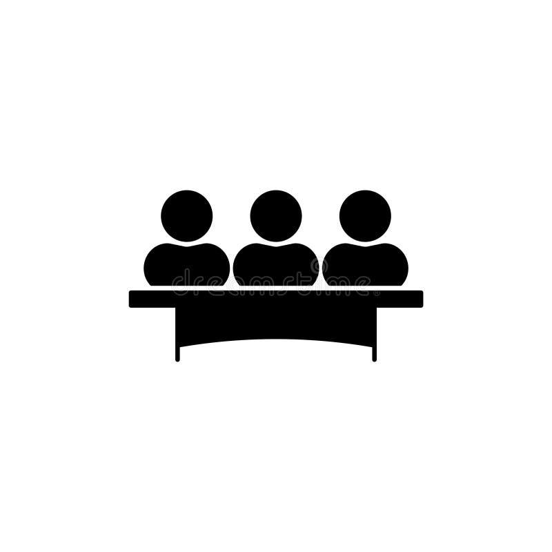 陪审团小组委员会传染媒介象 陪审员签字 皇族释放例证