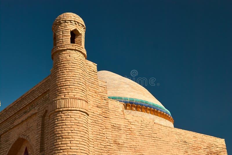 陵墓塔拉兹,哈萨克斯坦 免版税库存图片