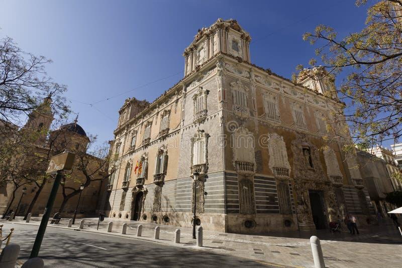 陶瓷和节省费用艺术Gonzà ¡ lez 3月国家博物馆  免版税库存照片