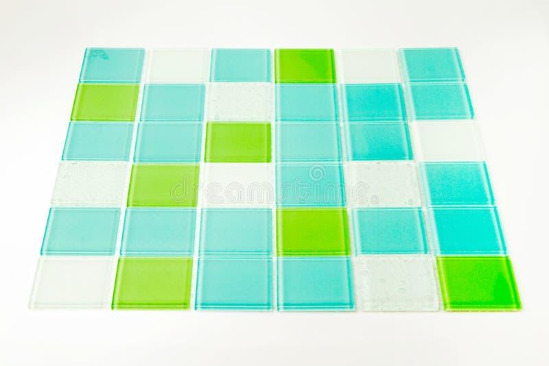 陶瓷地垫 免版税图库摄影