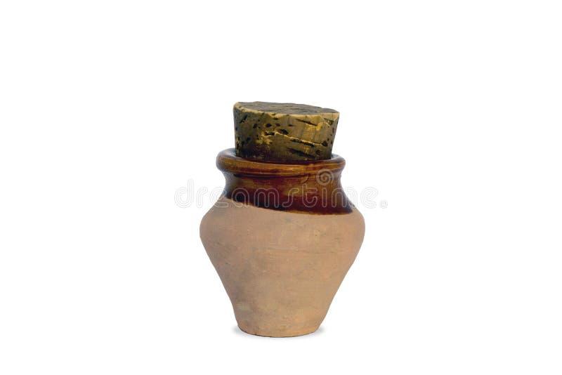 陶瓷瓶子 图库摄影