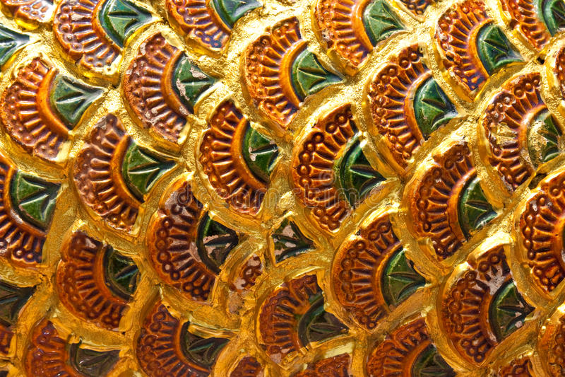 陶瓷纹理 库存图片