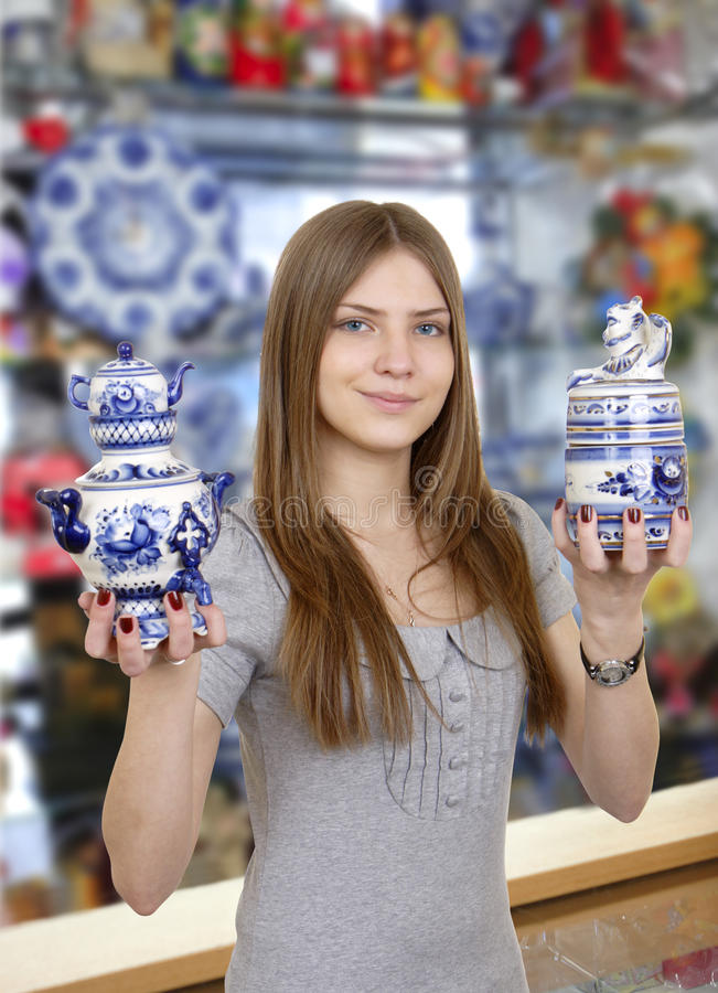 陶瓷 库存图片