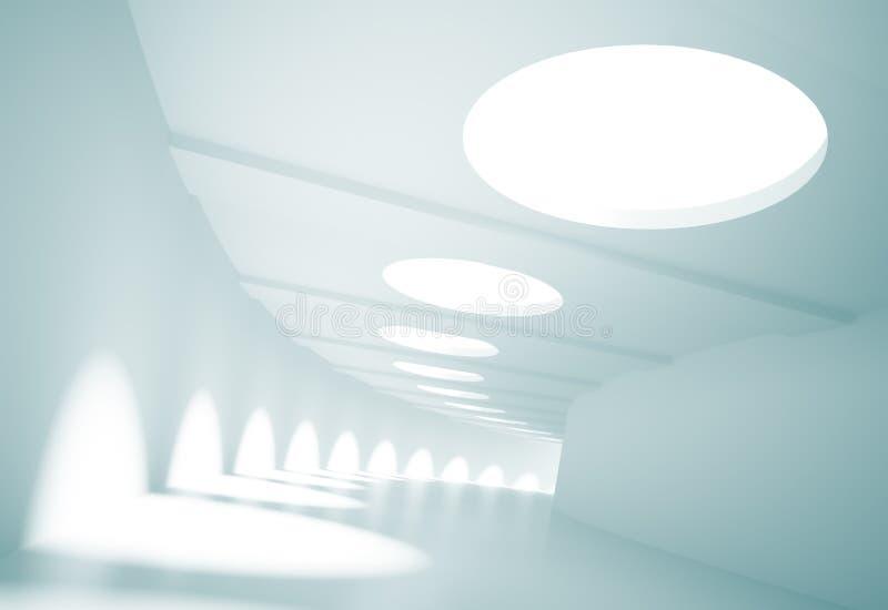 隧道 向量例证