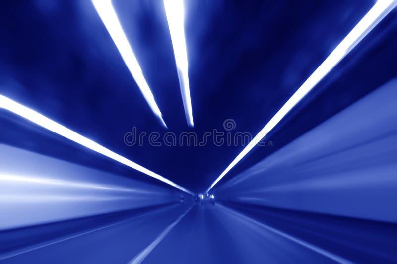 隧道 免版税图库摄影