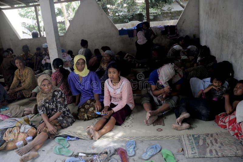 难民 免版税库存照片