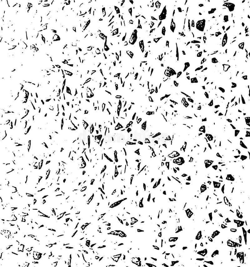 难看的东西传染媒介磨石子地纹理 ??detaliled?? 向量例证