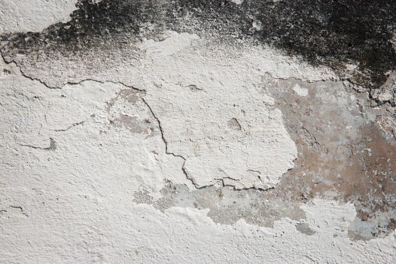 难看的东西墙壁背景纹理 免版税库存图片