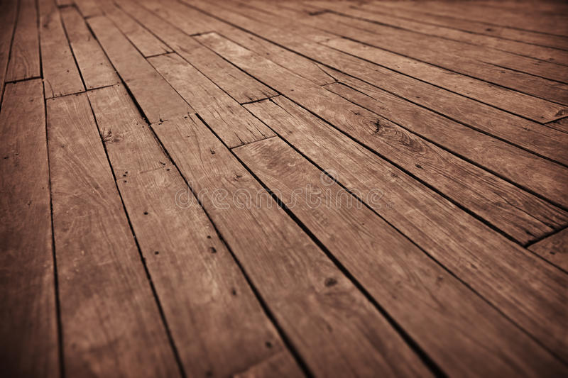 难看的东西摄影背景-对角老木台面厚木板 库存图片