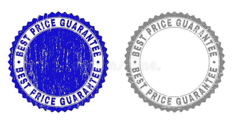 难看的东西最佳的价格保证构造了邮票封印 皇族释放例证