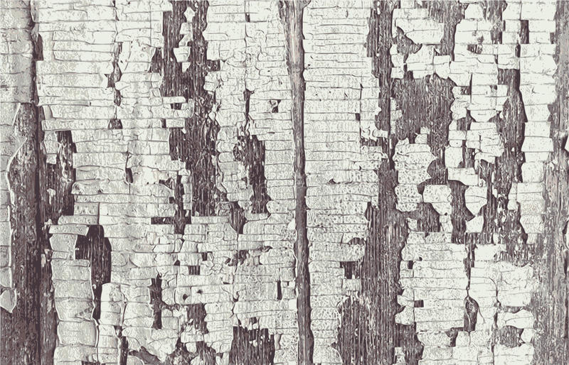 难看的东西木抽象样式,减速火箭的葡萄酒 向量例证