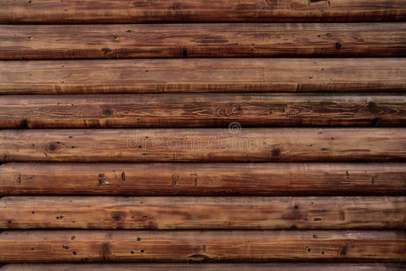 难看的东西木头板条纹理背景  免版税图库摄影