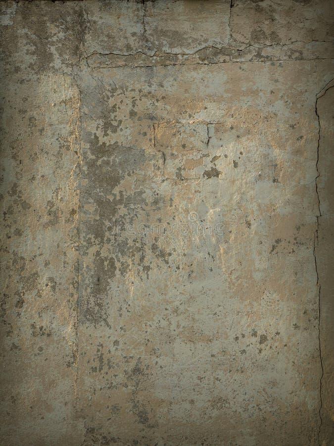难看的东西水泥水泥墙壁 抽象纹理,背景 免版税库存照片