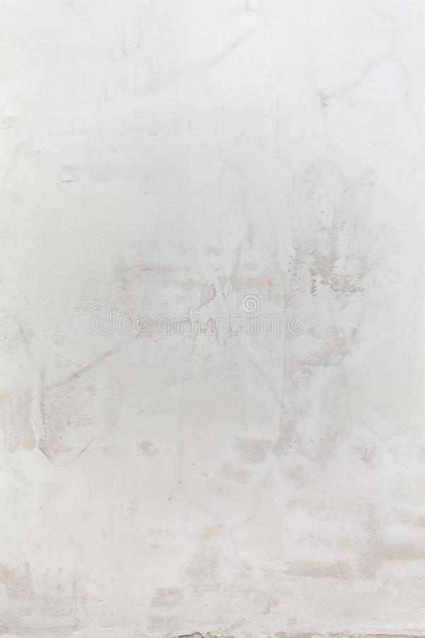 难看的东西白色混凝土墙背景 库存图片