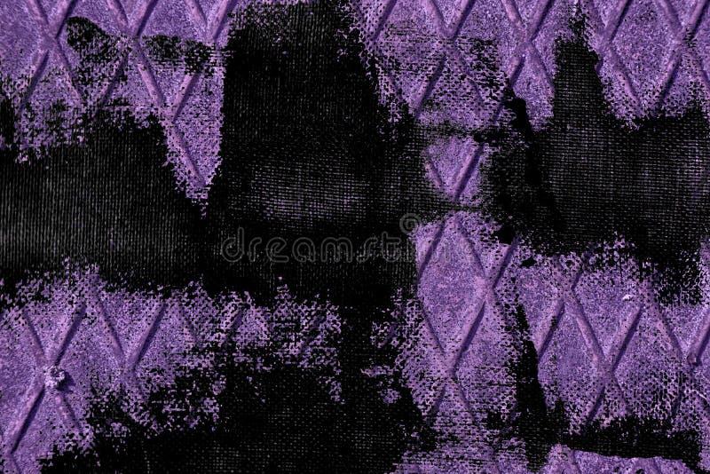 难看的东西肮脏的超紫色不锈钢纹理,铁背景为设计师使用 免版税库存照片