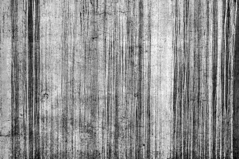 难看的东西肮脏的水泥墙壁 库存照片