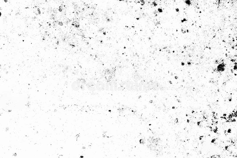 难看的东西黑白都市纹理 在任何对象crea的地方 免版税库存图片