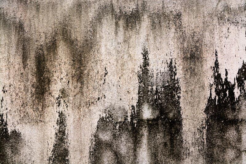 难看的东西水泥墙壁纹理 图库摄影