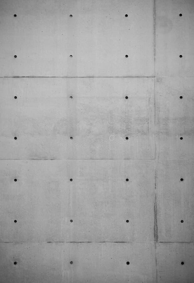 难看的东西水泥水泥墙壁 免版税库存图片
