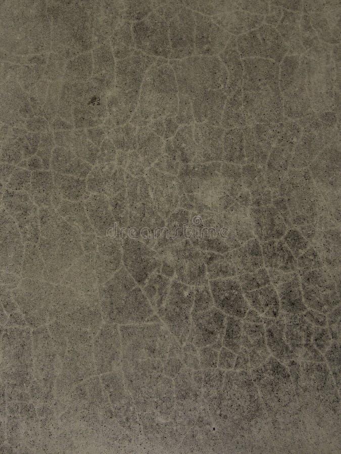 难看的东西水泥水泥墙壁 免版税库存照片
