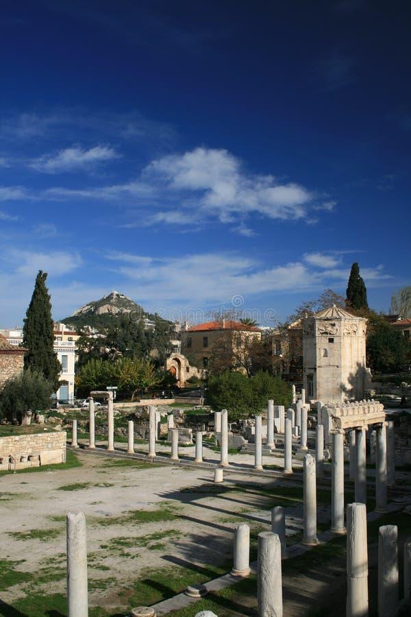 雅典希腊 免版税图库摄影