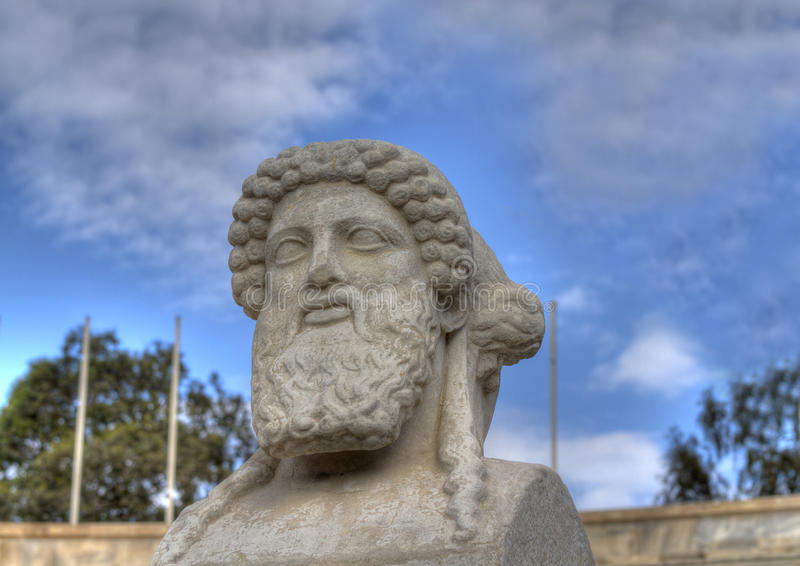 雅典kallimarmaro panathenaic体育场 免版税图库摄影
