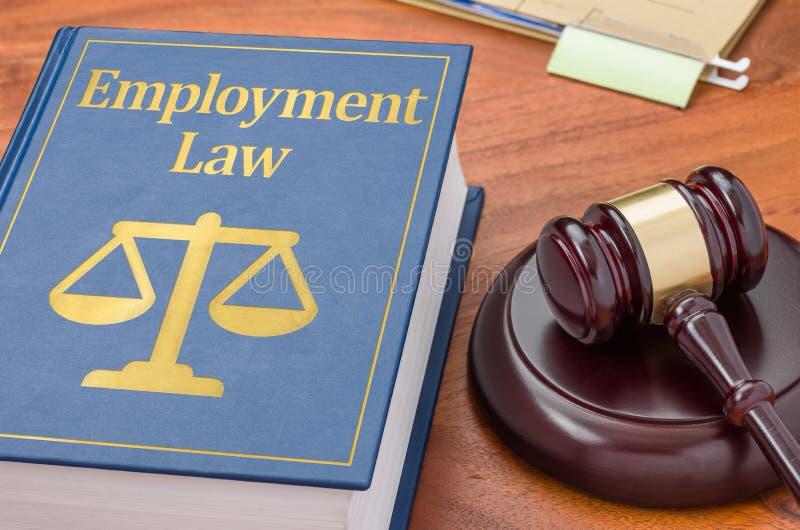 雇用法律 图库摄影