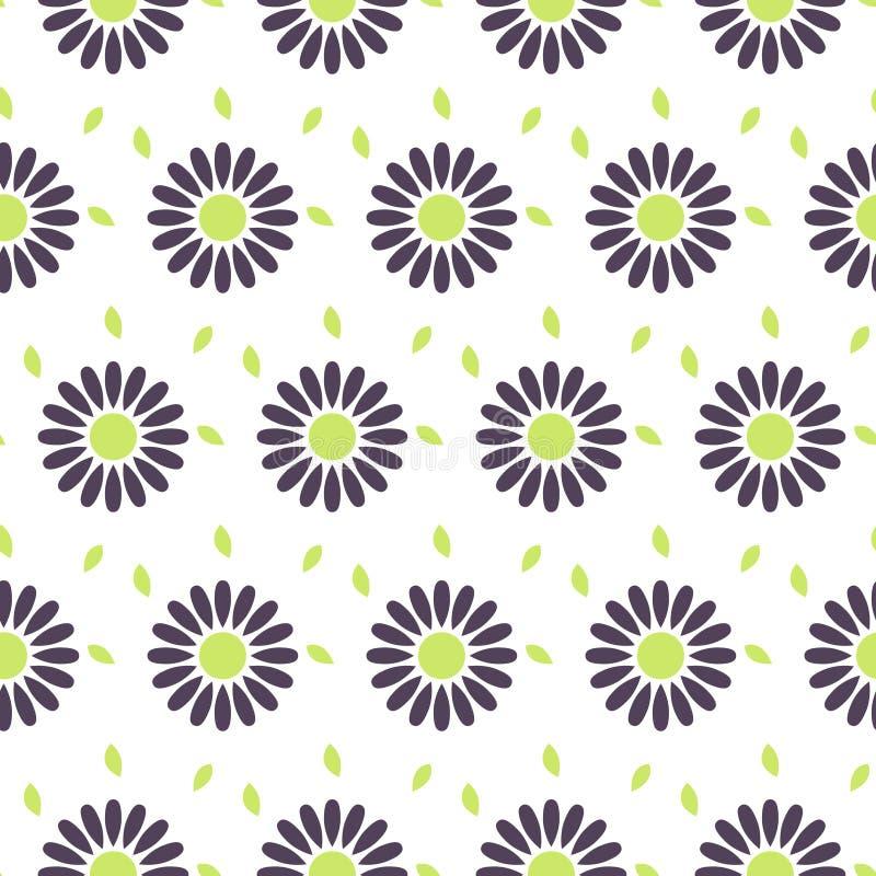 Download 雏菊春黄菊传染媒介无缝的样式 向量例证. 插画 包括有 几何, 绿色, 抽象, 华丽, 例证, 装饰品, 图象 - 72368533