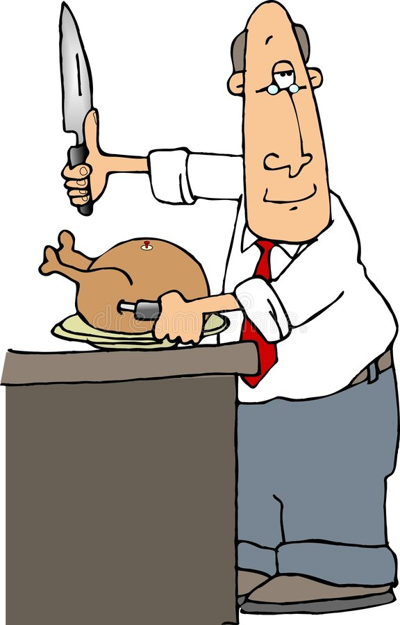 Download 雕刻火鸡 库存例证. 插画 包括有 剪切, 乐趣, 感恩, 雕刻, 鼓槌, 刀子, 滑稽, 动画片, 幽默, 可笑 - 50664