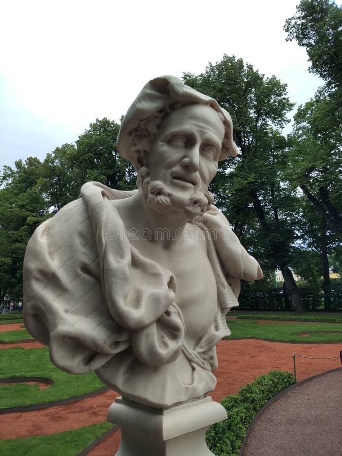 雕塑 库存照片