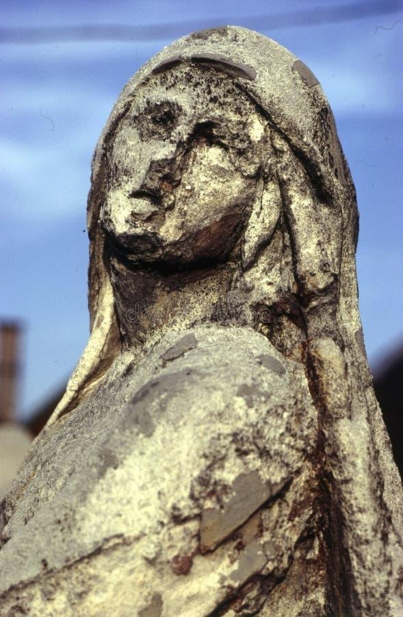 雕塑 免版税库存图片