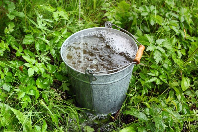 雨水 免版税图库摄影
