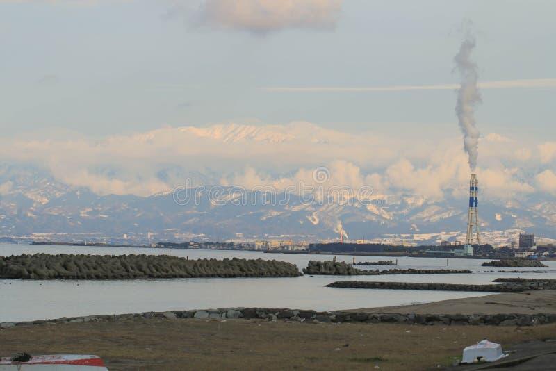 雪小山 库存图片