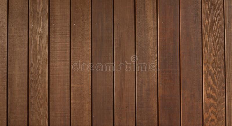 雪松木墙壁背景 库存图片