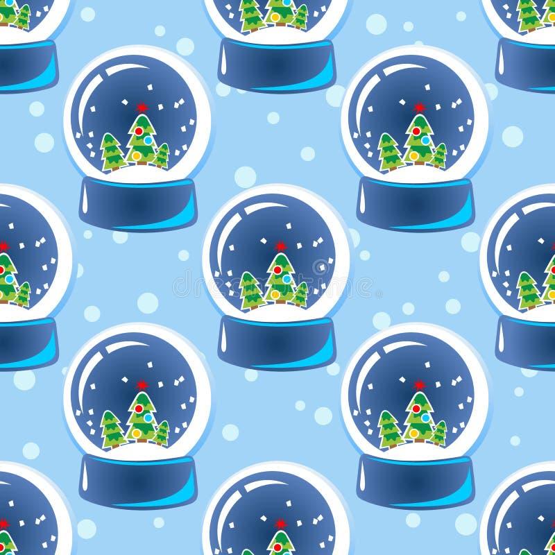 Download 雪球无缝的样式 向量例证. 插画 包括有 节假日, 圣诞节, 要素, 例证, 符号, 艺术性, 华丽, 无缝 - 62535251
