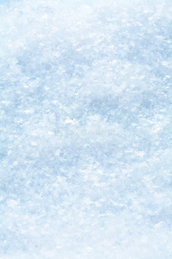 雪背景 免版税库存照片