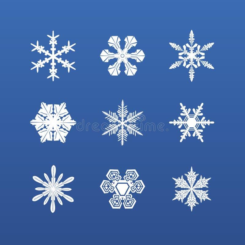 Download 雪花冬天集 向量 向量例证. 插画 包括有 圣诞节, 水晶, 纹理, 看板卡, 图象, 季节性, 符号, 设计 - 62528979